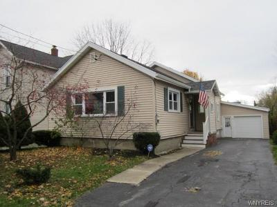 Genesee County Single Family Home A-Active: 24 Cherry Street