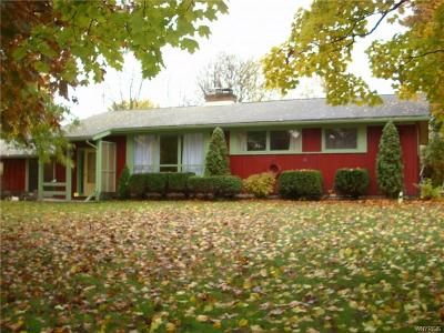 Single Family Home A-Active: 5860 Stone Road