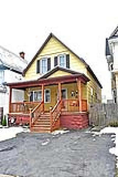 Buffalo NY Single Family Home A-Active: $154,900