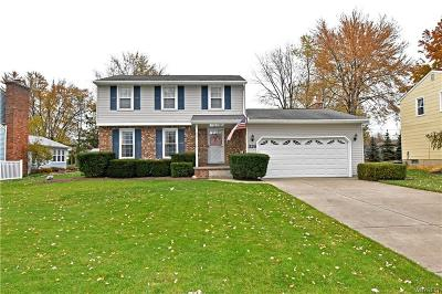 Grand Island Single Family Home U-Under Contract: 326 Colonial Drive