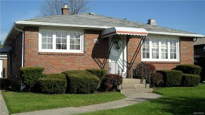 Erie County Single Family Home A-Active: 66 Lydia Lane