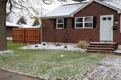 Cheektowaga Single Family Home U-Under Contract: 91 Loretto Drive