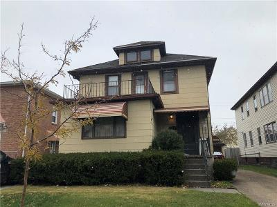 Single Family Home A-Active: 197 Tremont Avenue