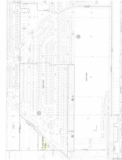 North Tonawanda Residential Lots & Land U-Under Contract: 1122 Erie Avenue