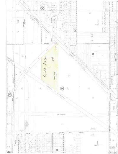 North Tonawanda Residential Lots & Land A-Active: 1141 Meadow Drive West