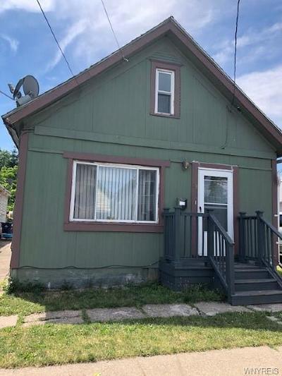 Buffalo NY Single Family Home A-Active: $43,000