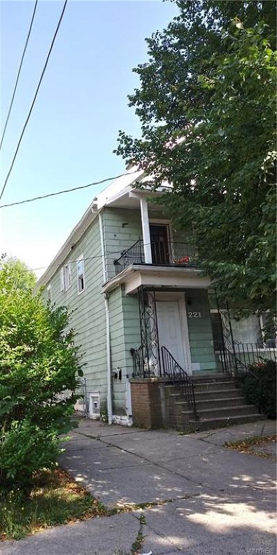 Buffalo Multi Family 2-4 A-Active: 221 Sprenger Avenue