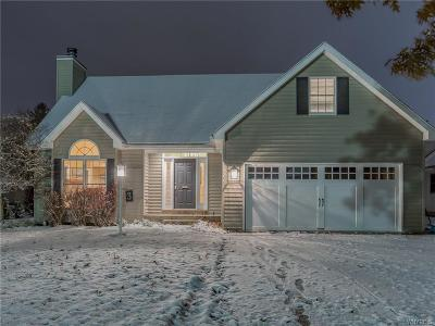 Ellicottville Single Family Home A-Active: 3 Van Buren Place
