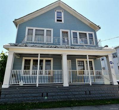 Cheektowaga Multi Family 2-4 U-Under Contract: 349 Peckham Street