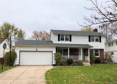 Erie County Single Family Home A-Active: 61 Mahogany Drive