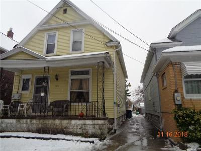 Erie County Multi Family 2-4 A-Active: 303 Gold Street #2