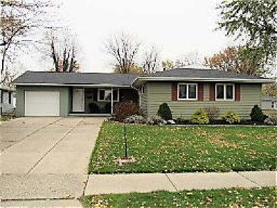 Erie County Single Family Home A-Active: 171 Pryor Avenue