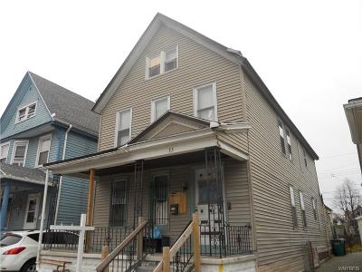 Erie County Multi Family 2-4 A-Active: 35 Boyd Street
