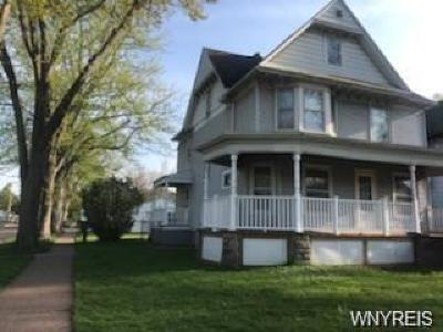 Niagara Falls NY Single Family Home A-Active: $69,900
