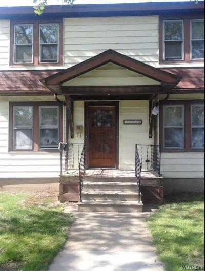 Niagara Falls NY Single Family Home A-Active: $48,000