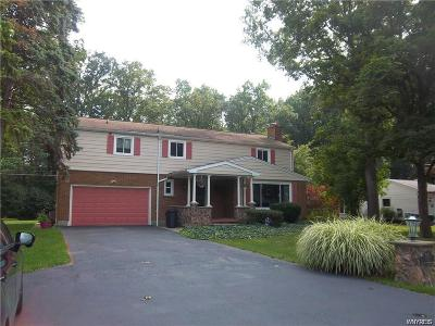 Lewiston NY Single Family Home A-Active: $247,900