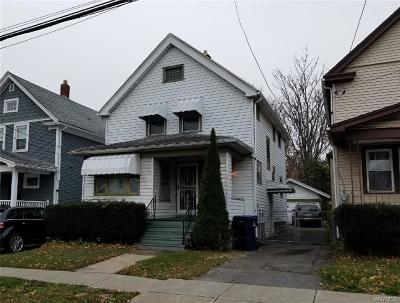 Buffalo NY Single Family Home A-Active: $49,900