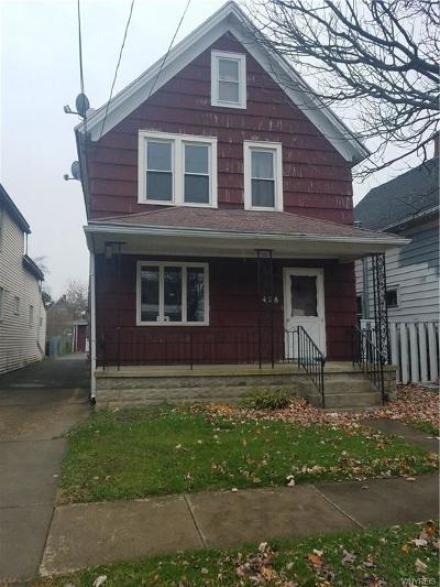 Buffalo NY Multi Family 2-4 U-Under Contract: $20,000