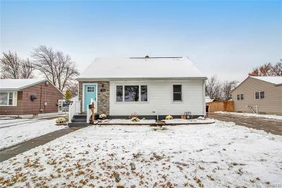 Erie County Single Family Home A-Active: 154 Rogers Avenue