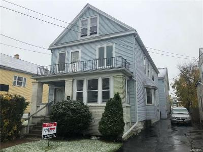 Buffalo NY Multi Family 2-4 A-Active: $149,900