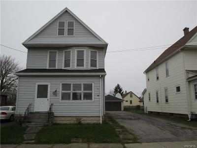 Erie County Multi Family 2-4 A-Active: 114 Kirby Avenue
