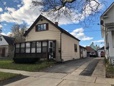 Buffalo NY Multi Family 2-4 A-Active: $49,900