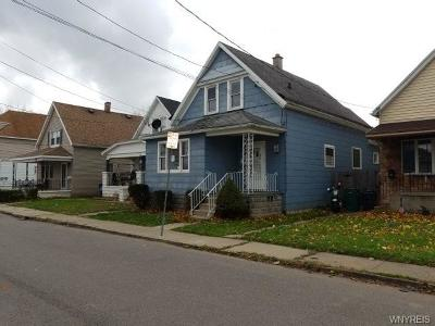 Buffalo NY Single Family Home A-Active: $29,900