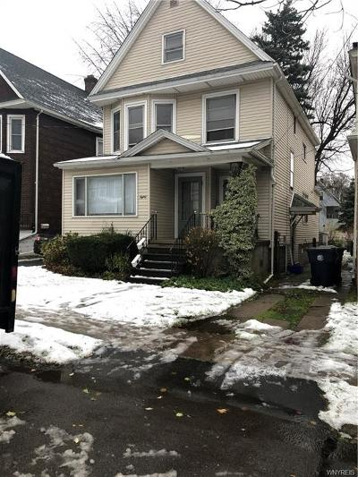 Buffalo NY Multi Family 2-4 A-Active: $94,900