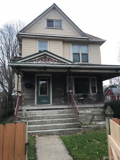 Niagara Falls NY Single Family Home A-Active: $64,900