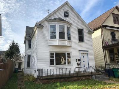 Buffalo NY Multi Family 2-4 A-Active: $94,900