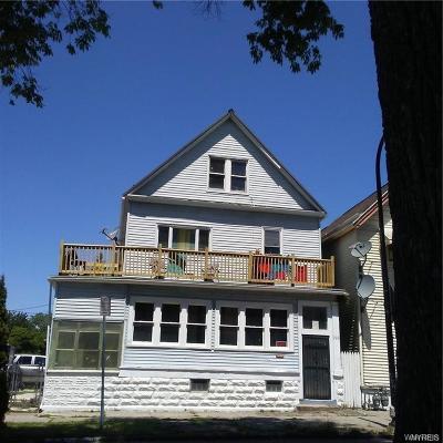 Buffalo Multi Family 2-4 A-Active: 260 Maryland Street