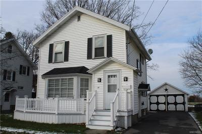 Genesee County Single Family Home A-Active: 33 Farnsworth Avenue