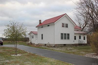 Niagara County Single Family Home A-Active: 2305 Carmen Road