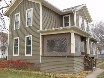 Single Family Home U-Under Contract: 242 North Transit Street
