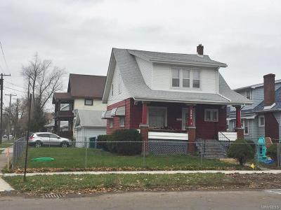 Niagara Falls Single Family Home A-Active: 2202 Michigan Avenue