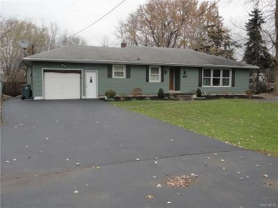 Niagara Falls Single Family Home A-Active: 2443 River Road