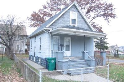 Niagara Falls Single Family Home A-Active: 454 24th Street