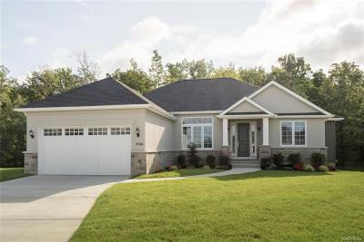 Erie County Single Family Home A-Active: 9746 Garden Walk