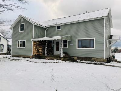 North Collins Single Family Home A-Active: 2082 School Street