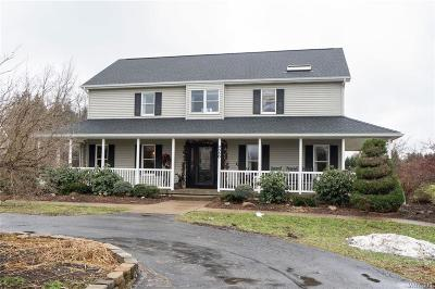 Erie County Single Family Home A-Active: 3350 Angle Road