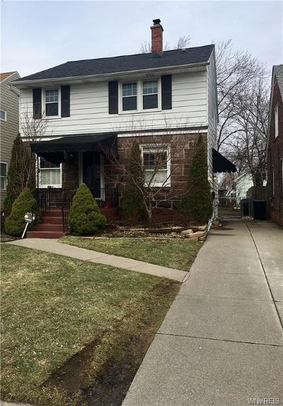 Multi Family 2-4 U-Under Contract: 383 Washington Avenue