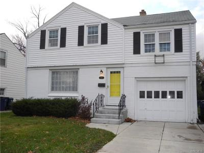 Amherst NY Single Family Home U-Under Contract: $154,900