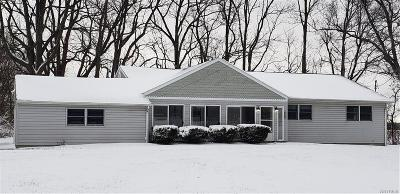 Genesee County Single Family Home U-Under Contract: 7531 Townline Road