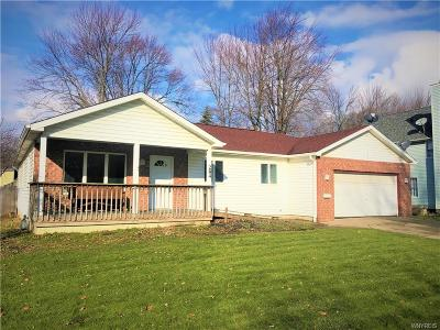 North Tonawanda Single Family Home U-Under Contract: 294 Daniel Drive