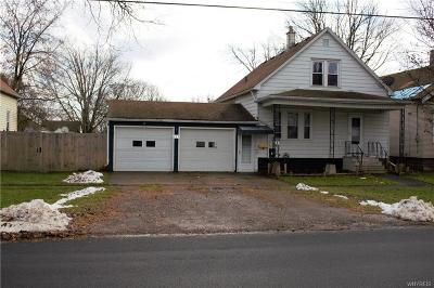 North Tonawanda Single Family Home U-Under Contract: 249 East Avenue