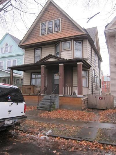 Buffalo Single Family Home A-Active: 101 Seymour Street