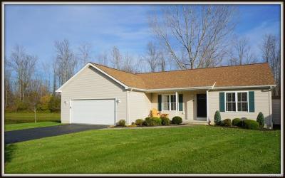 North Tonawanda Single Family Home A-Active: 55 Alexander Parkway