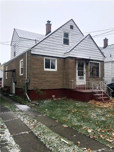 Buffalo Single Family Home U-Under Contract: 248 Willett Street