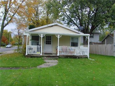 Buffalo Single Family Home U-Under Contract: 83 Paige Avenue