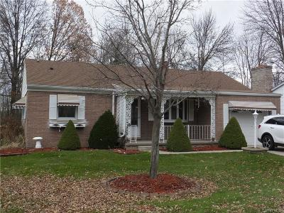 North Tonawanda Single Family Home A-Active: 2789 Stenzel Avenue